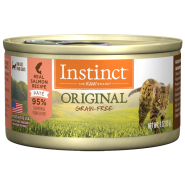 Instinct Cat Original GF WildCaught Salmon 24/3 oz Cans