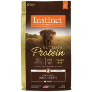 Instinct Ultimate Protein Dog Duck 4 lb