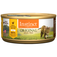 Instinct Cat Original GF CageFree Chicken 12/5.5 oz Cans