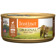 Instinct Cat Original GF CageFree Duck 12/5.5 oz Cans