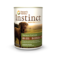 Instinct Original Dog Venison Formula 12/13.2 oz