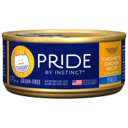 Pride Minced GF Cat Cans Cheshire