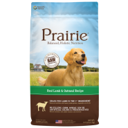 Prairie Dog Lamb & Oatmeal Recipe 13.5 lb