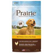 Prairie Dog Chicken & Brown Rice Recipe 4.5 lb