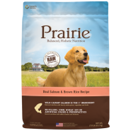 Prairie Dog Salmon & Brown Rice Recipe 27 lb