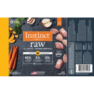 Instinct Raw Dog CageFree Chicken Chub 5 lb