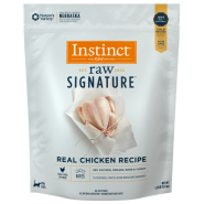 Instinct Cat Raw Signature CageFree Chicken Bites 1.25 lb