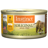 Instinct Cat Original GF CageFree Chicken 24/3 oz Cans