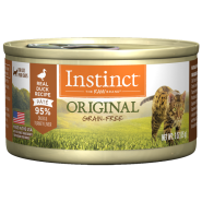 Instinct Cat Original GF CageFree Duck 24/3 oz Cans
