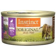 Instinct Cat Original GF FarmRaised Rabbit 24/3 oz Cans