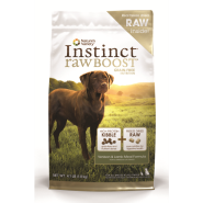 Instinct Raw Boost GF Dog Venison Meal Lamb Meal 4.1 lb