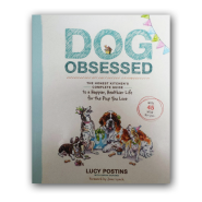 HK Dog Obsessed The Honest Kitchen Book for Your Pup
