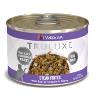 TruLuxe Cat Steak Frites 24/6oz
