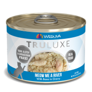 TruLuxe Cat Meow Me a River 24/6oz