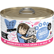 Best Feline Friends Tuna & Chicken Chuckles 24/3 oz
