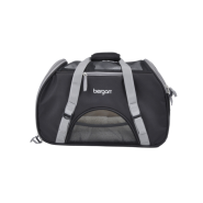 Bergan Comfort Carrier Black/Brown Large