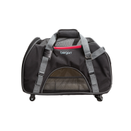 Bergan Wheeled Carrier Black/Grey Large
