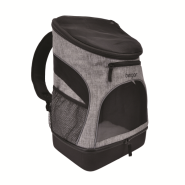 Bergan Backpack Pet Carrier Grey/Black