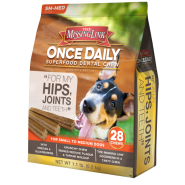 The Missing Link Dog Hip & Joint Dental Chews SM/MED 28 ct