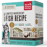 HK LID GF Brave Dog Fish & Coconut 4 lb