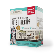 HK LID GF Brave Dog Fish & Coconut 10 lb