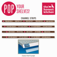 HK Channel Strip Bundle 4 ct