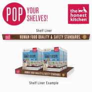 HK Human Food Quality Shelf Liner