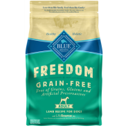 Blue Freedom GF Dog Adult Lamb 4 lb