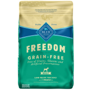Blue Freedom GF Dog Adult Lamb 11 lb