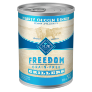 Blue Freedom GF Dog Chicken Grillers 12/12.5 oz