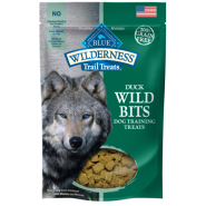 Blue Dog Wilderness Wild Bits Duck 4 oz