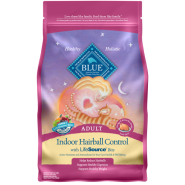 Blue LPF Cat Indoor Adult Hairball Chicken 3 lb