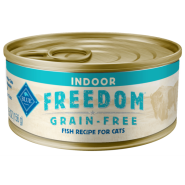 Blue Freedom Cat GF Indoor Fish 24/5.5 oz