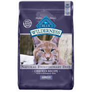 Blue Wilderness GF Cat Chicken 12 lb