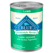Blue Dog Homestyle Lamb & BrRice 12/12.5 oz
