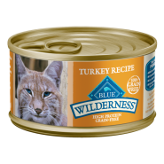 Blue Wilderness Cat Adult Turkey Entree 24/3 oz