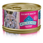 Blue Wilderness Cat Adult Salmon Entree 24/3 oz