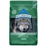 Blue Wilderness Dog GF Adult Duck 24 lb