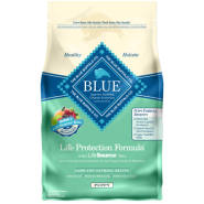 Blue Dog LPF Puppy Lamb & Oatmeal 6 lb