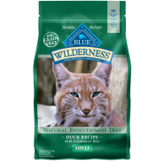 Blue Wilderness GF Cat Duck 2 lb