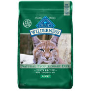 Blue Wilderness GF Cat Duck 11 lb