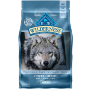 Blue Wilderness Dog GF Adult Chicken 4.5 lb