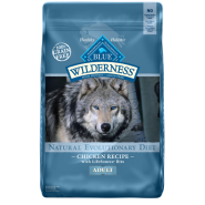 Blue Wilderness Dog GF Adult Chicken 24 lb