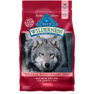 Blue Wilderness Dog GF Adult Salmon 4.5 lb