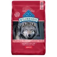 Blue Wilderness Dog GF Adult Salmon 11 lb