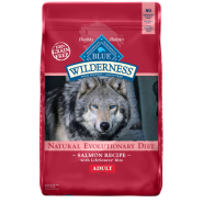 Blue Wilderness Dog GF Adult Salmon 24 lb