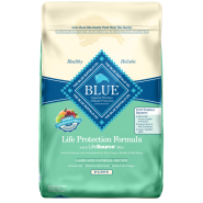 Blue Dog LPF Puppy Lamb & Oatmeal 30 lb