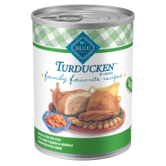 Blue Family Favorites Dog Turducken 12/12.5 oz