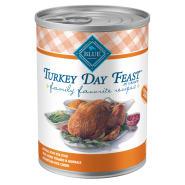 Blue Family Favorites Dog Turkey Day Feast 12/12.5 oz