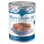 Blue Family Favorites Dog Moms Chicken Pie 12/12.5 oz